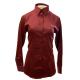Ladies Button Down Sateen Show Shirt - 68472