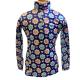 Easy Care Owl Print Sun Shirt - 38357