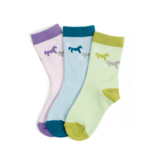 Child Socks with Ponies