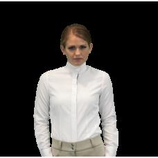 Classic Fit Wrap Collar Shirt - 68225