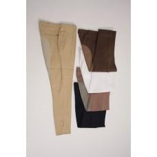 Men's Cotton Full Seat Breeches - 190001