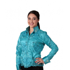 Passion Teal Show Shirt
