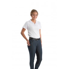 Denim Full Seat Breeches - 649659
