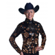 Copper Rose Show Jacket - 209907