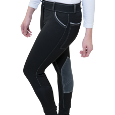 Contrast Piping Knee Patch Breech- 644721