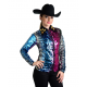 Multi Color Show Jacket - 209896