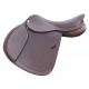 Hannah Double Leather Saddle - RS1605