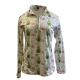 Easy Care Avacado Sun Shirt - 68543