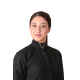 Ladies Wrap Ratcatcher with V Collar - 65489